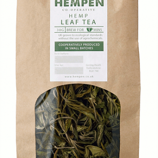 Hempen Hemp Leaf Tea