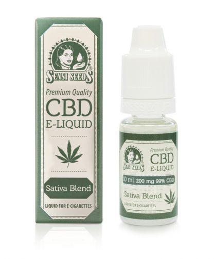 Sensi Seeds CBD E-Liquid 10ml (200mg)