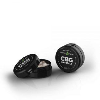 PharmaHemp CBG Crystals 97%