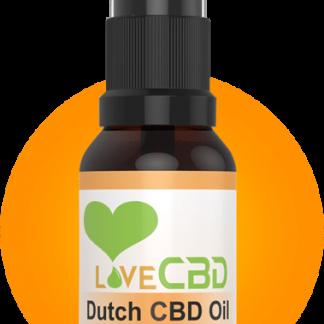 Dutch CBD Oil Spray 300 mg - Love CBD