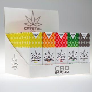 Crystal Calm CBD ELiquid Vape Additive - 500mg