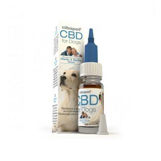 Cibapet CBD Oil for Cats 4% - 10 ml