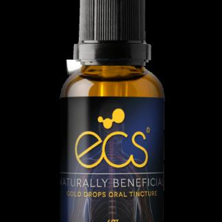 ECS Gold Drops CBD/CBG 6% - 30 ml